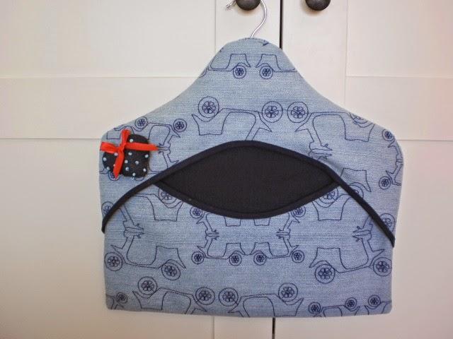 Lupecienta bolsa para pinzas y bolsa ropa delicada - Perchas para bolsos ...