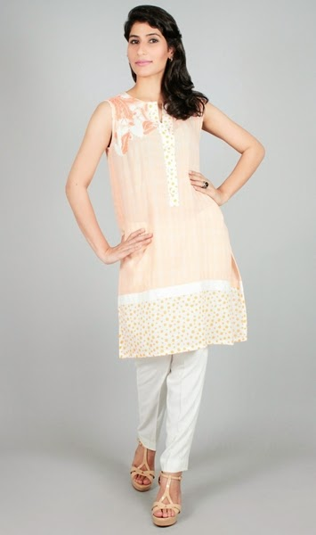 Aamna Aqeel Dress Collection 2014/15
