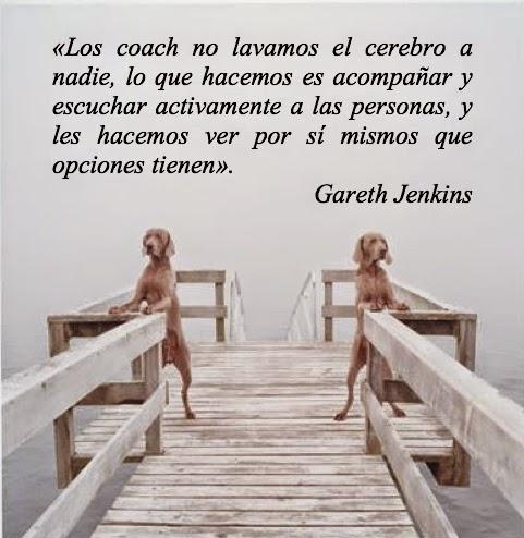 El #Blog de María Serralba - #María pregunta a... Gareth Jenkins