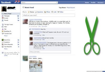 Cara Hapus Iklan di Facebook