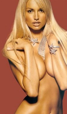 Adriana Karembeu, chica wonderbra, guapa, Karembeu, La chica de WyQ, piernas, real madrid, rubia, separación,