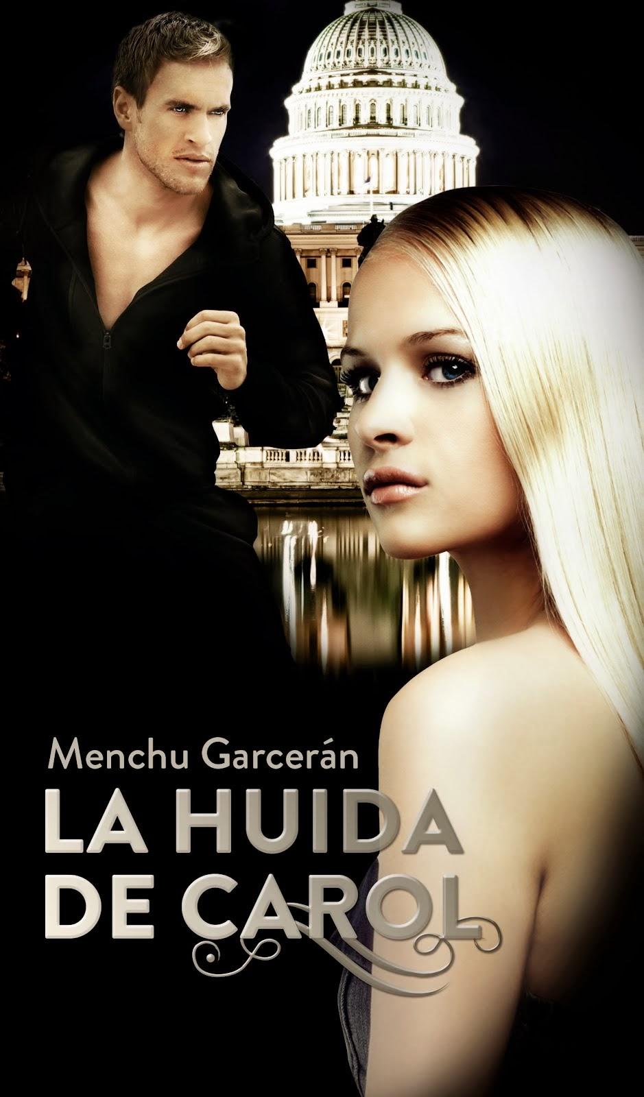 Mi nueva novela.