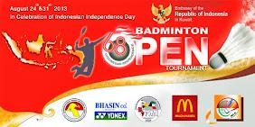 Kuwait Turnamen Badminton 2013