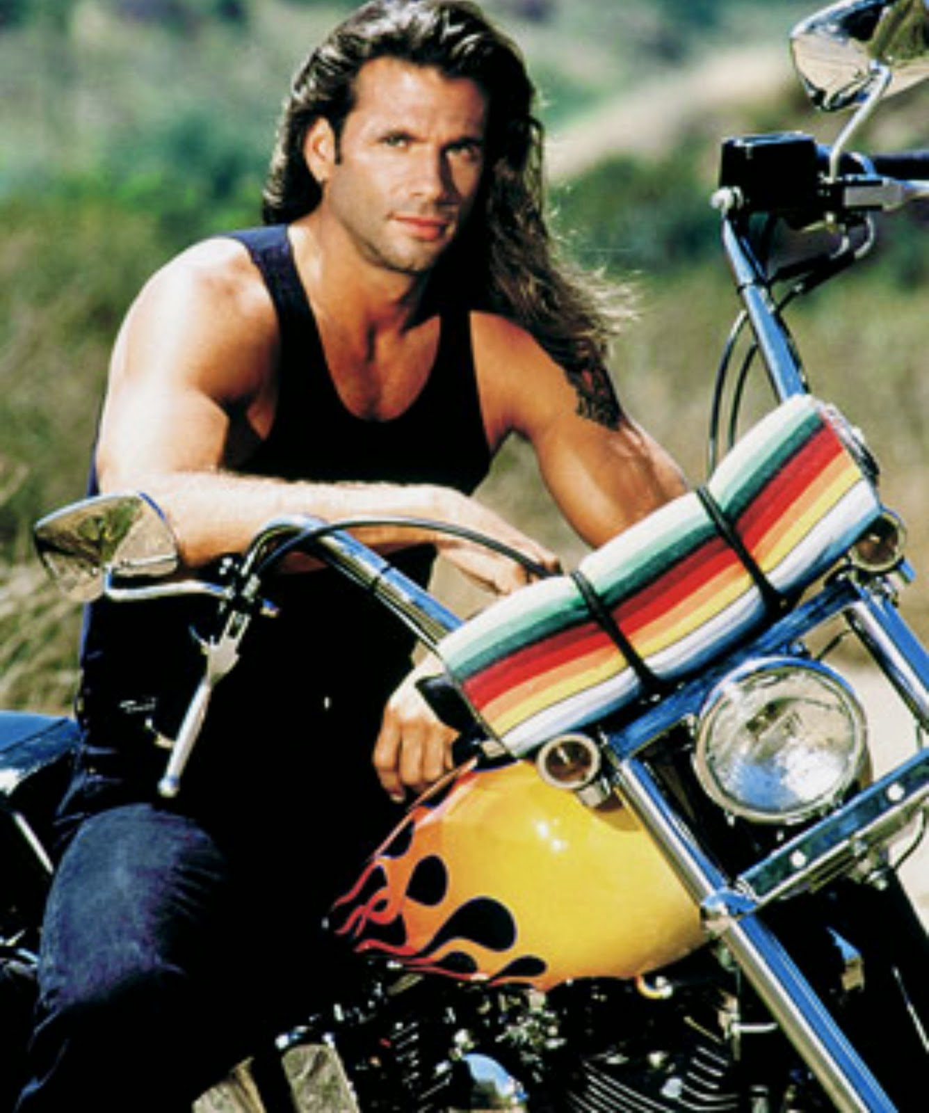 The girl on a motorcycle: Che moto mi prendo?