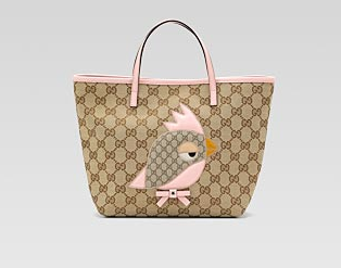 Gucci-Gucci-Zoo! Gucci Launches Handbags for Kids