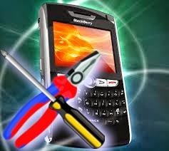Cara Instal Ulang atau flashing mudah Blackberry