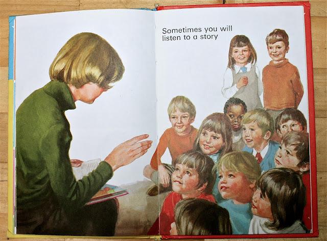 Ladybird Books - Starting School