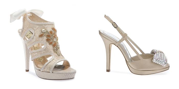 Comprar zapatos de novia bonitos hechos en España