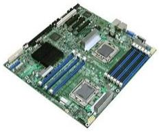 Dual Quad Core Processor Motherboard Intel S5500HCVR