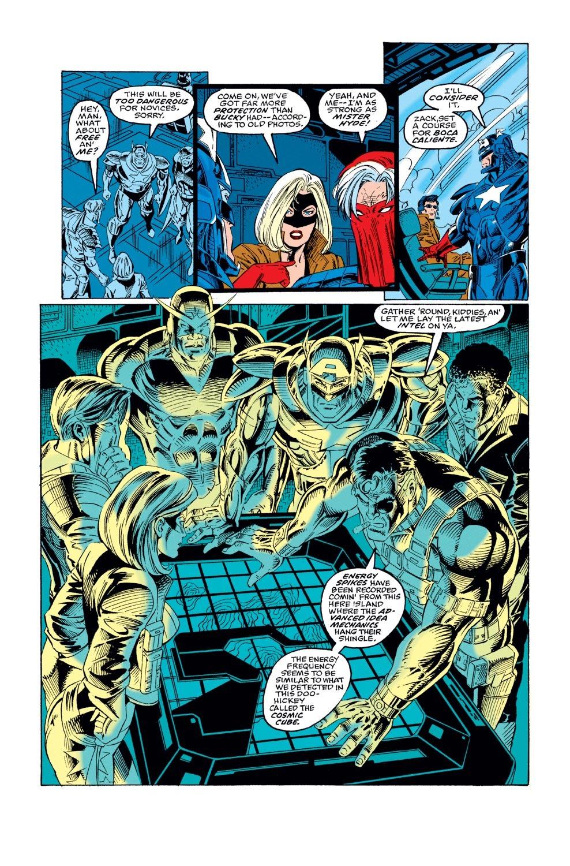 Captain America (1968) Issue #440 #392 - English 7