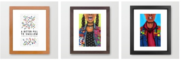 Studio 632f blog of tiffany gholar chicago based artist for Society 6 discount code