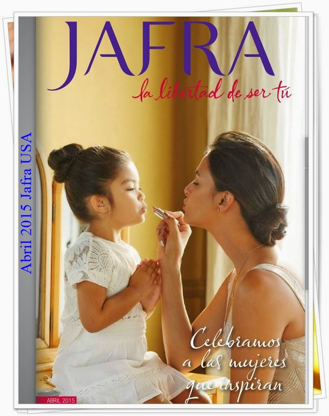 Catalogo Jafra USA Abril 2015