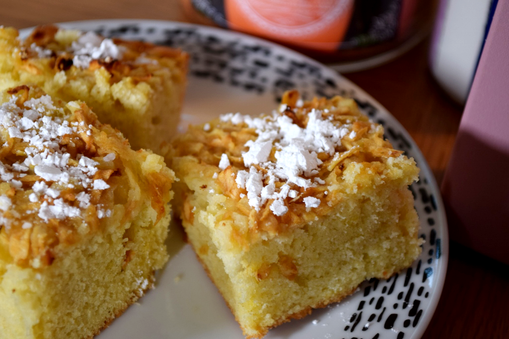 Apple Tea Cake Recipe