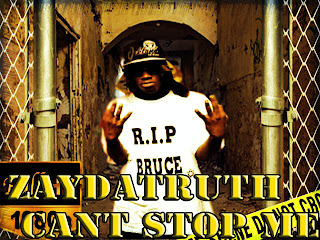 Zay Da Truth - New Singles ,Cant Stop Me and Dont Bother Me hiphop rap music download free mp3