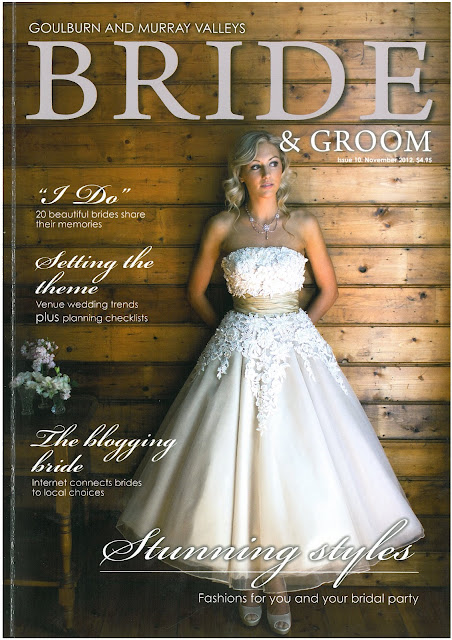 A very special mention: Goulburn & Murray Valley Bride & Groom