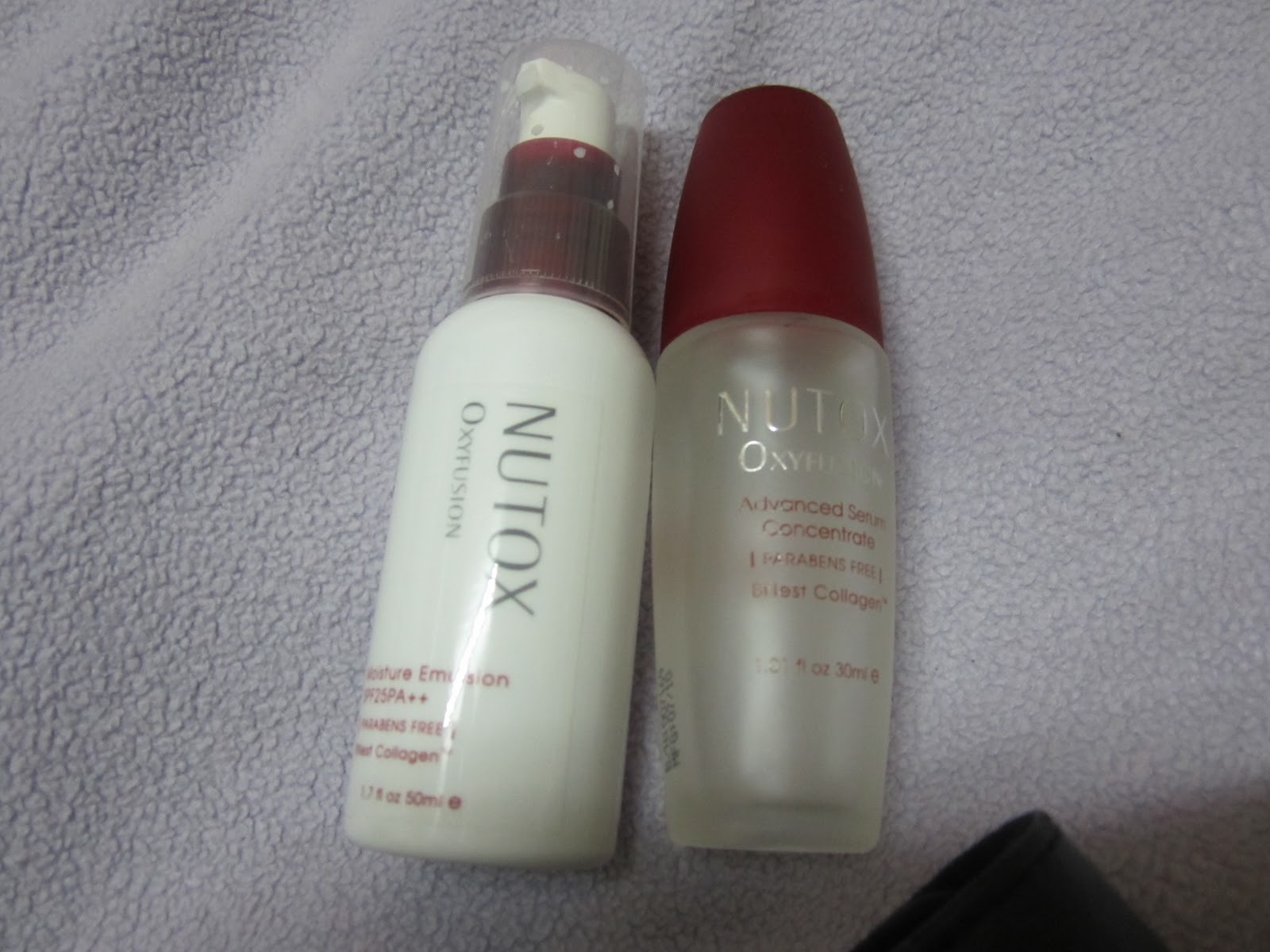 My Skincare (Nutox Oxyfusion) Review