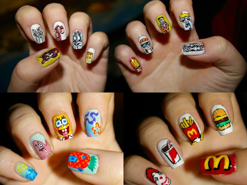 A Whole New Level Of Detailed Nail Art Thehiveia