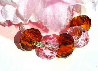 Crystal Cut Interchangeable Beads