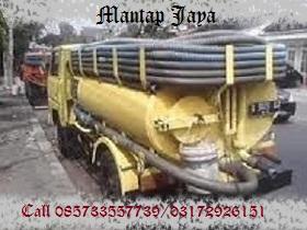 Jasa Tinja dan Sedot WC Lontar Surabaya 085100926151