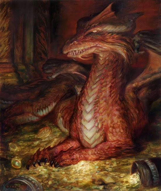 Donato Giancola deviantart pinturas ilustrações fantasia tolkien george martin senhor dos anéis hobbit guerra dos tronos