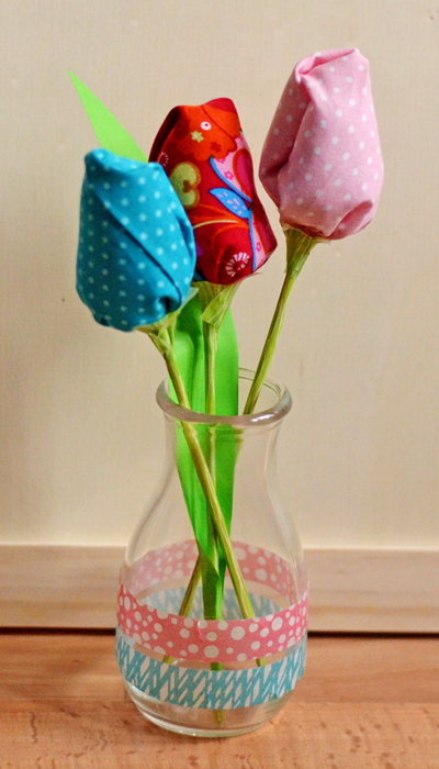 Stoffblüten