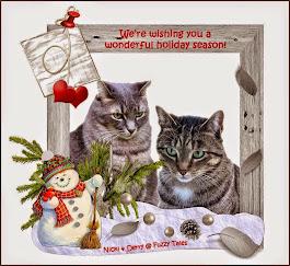 Happy Holidays Nicki, Derry and Kim!