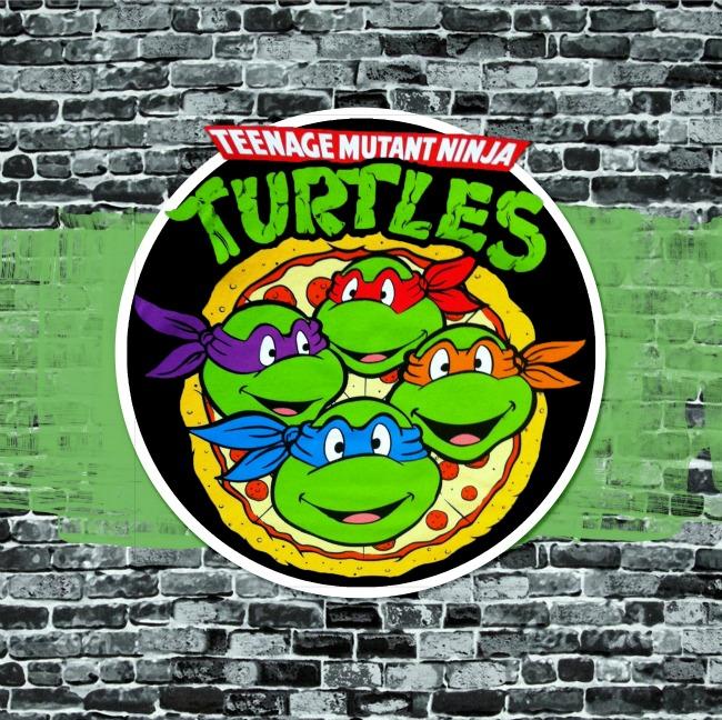 Ninja Turtles Birthday Party amp Free Printable Living Four