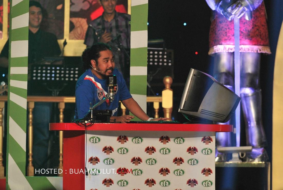 JOhan Maharaja Lawak Mega 2012