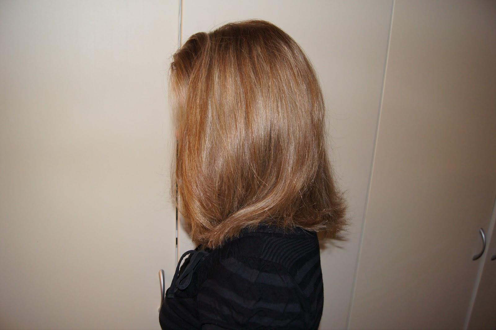 mademoiselle ludi aujourd 39 hui j 39 ai test la coloration pr f rence les blondissimes de l 39 or al. Black Bedroom Furniture Sets. Home Design Ideas