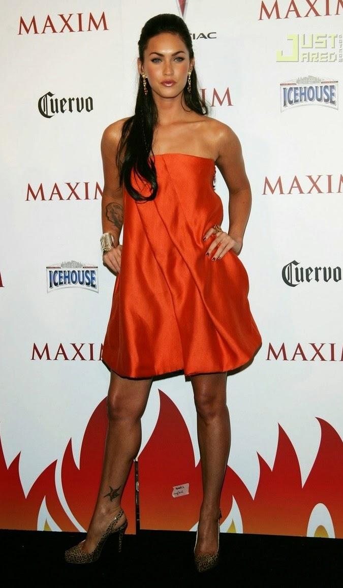 Megan Fox Maxim
