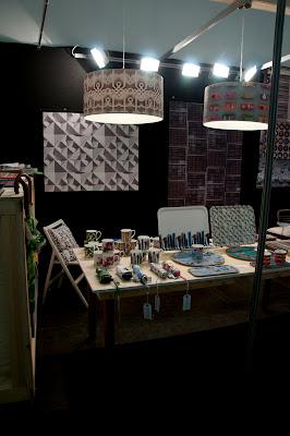 British designer Ella Doran at Maison & Objet Paris