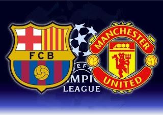 barcelona vs Manchester united en vivo y en directo
