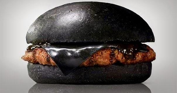 hamburguesas negras