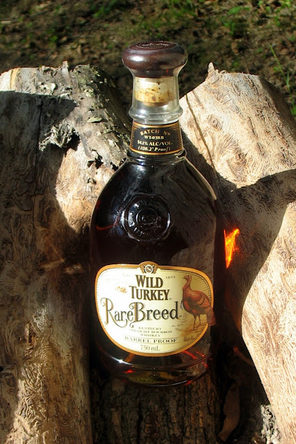 108.2 proof is barrel proof - undiluted bourbon whiskey!