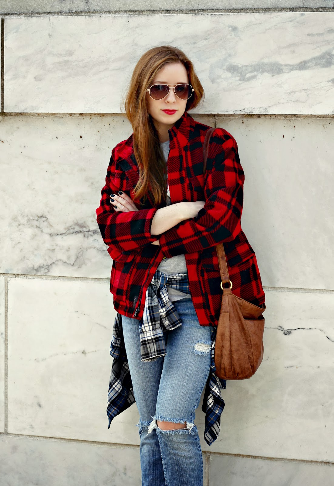 how-to-wear-plaid