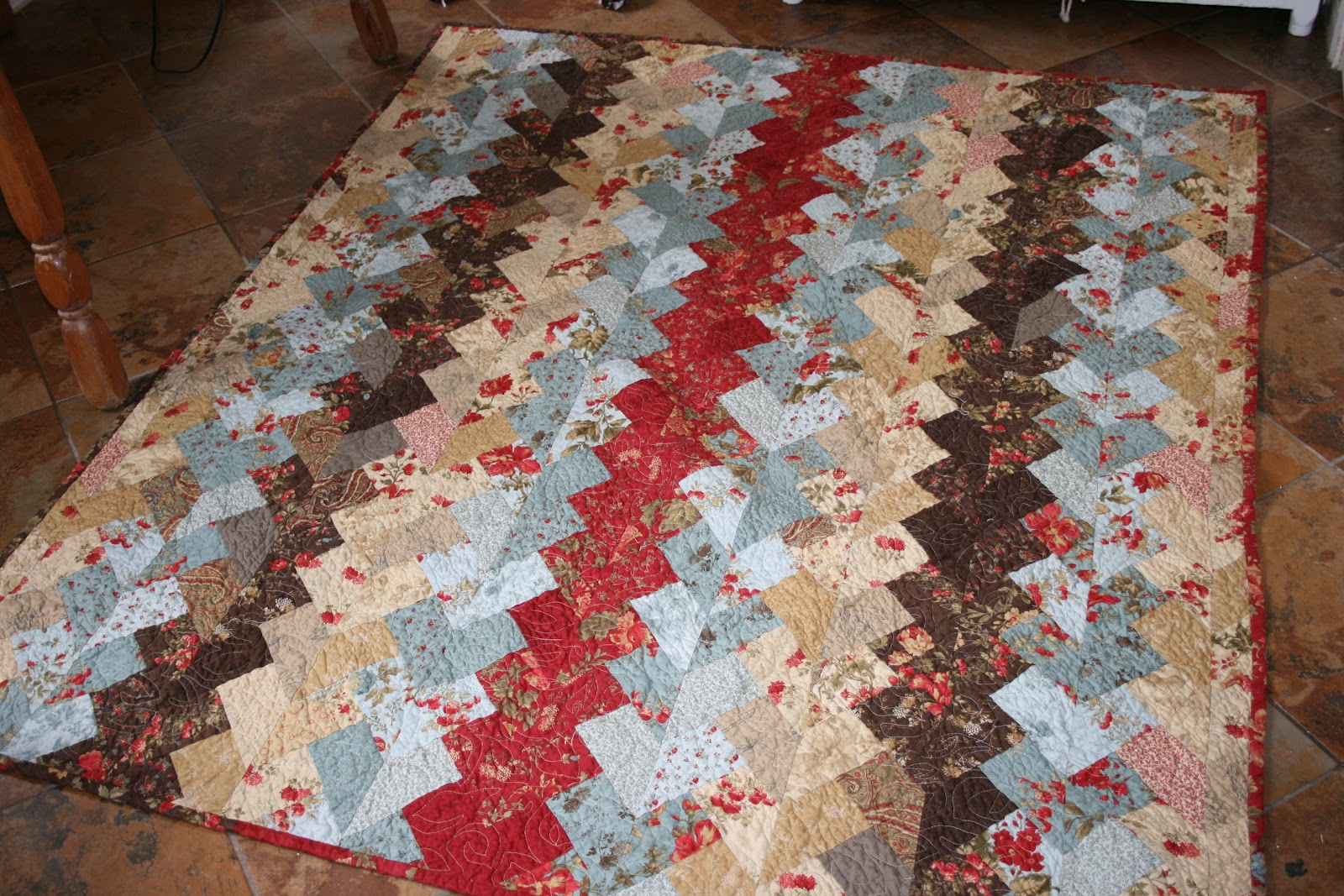 The Tulip Patch My Favorite Quilts