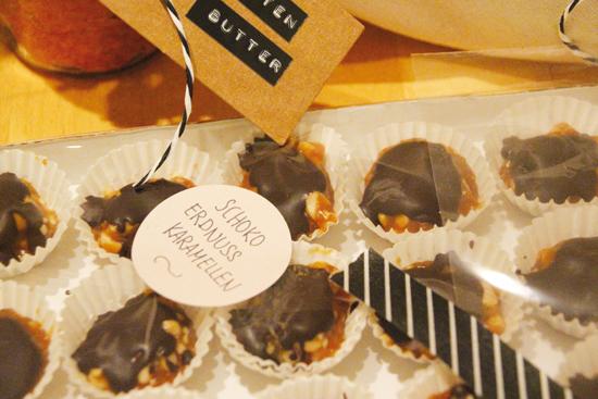 binedoro Blog, DIY, Food, Verpackung, Wichteln, Packaging