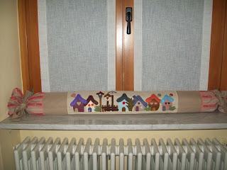 Le coccole di asia paraspifferi cauntry - Paraspifferi per finestre ...