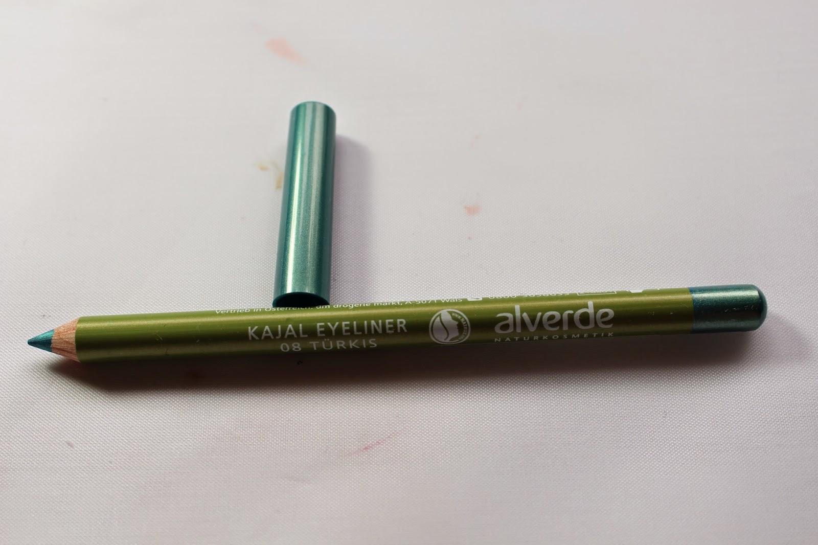 alverde Kajal eyeliner
