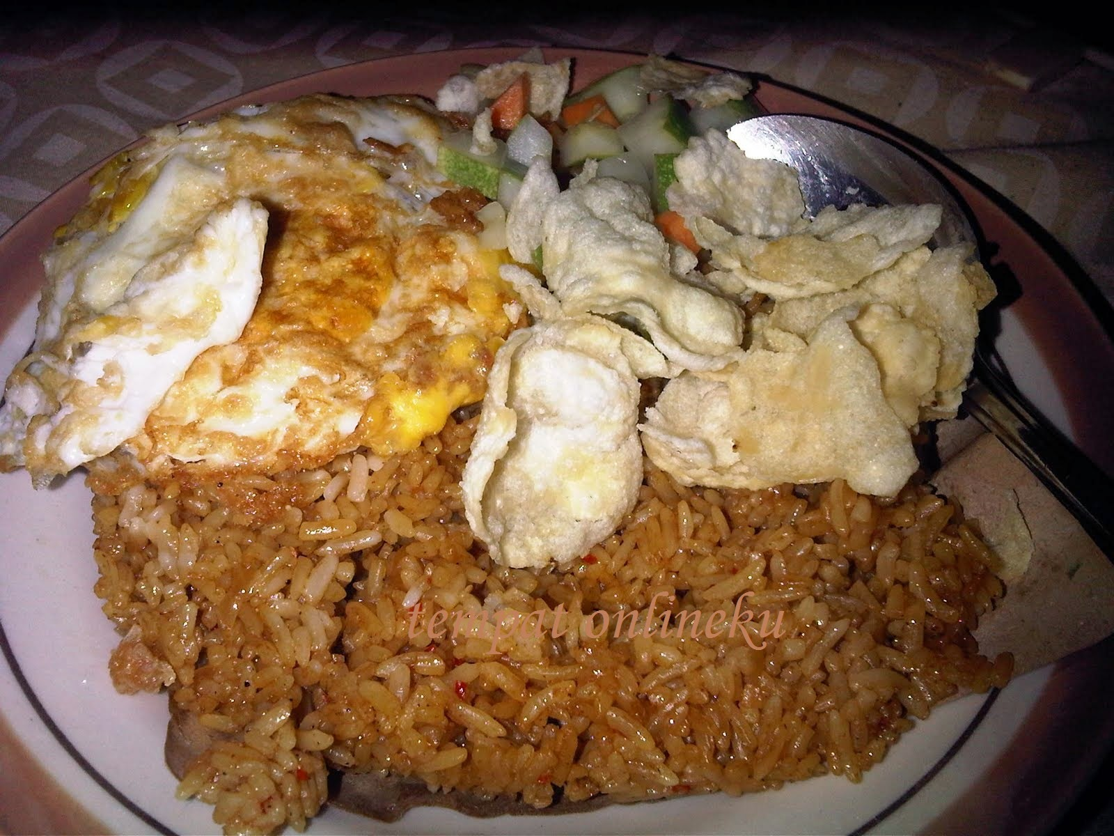 resep nasi goreng abang abang