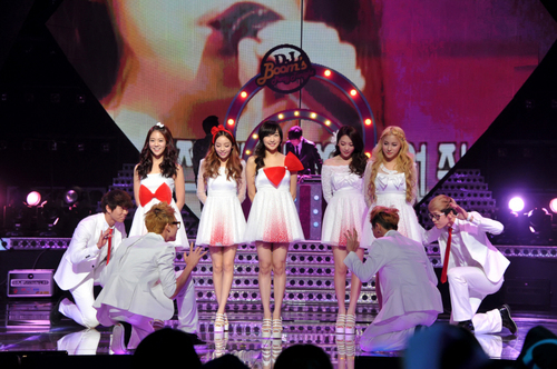 KARA PICTURE 2013 NEW YEAR CONCERT