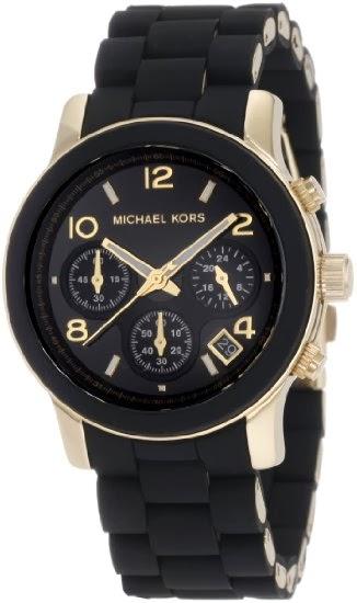 Womens Watch MK5191 Michael Kors Quartz (Black)