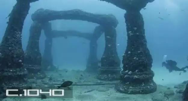 """Βρέθηκε χαμένη πόλη της Ατλαντίδας στη Βόρεια Θάλασσα; σοκ! στους """"επιστήμονες"""" του κατεστημένου!"""