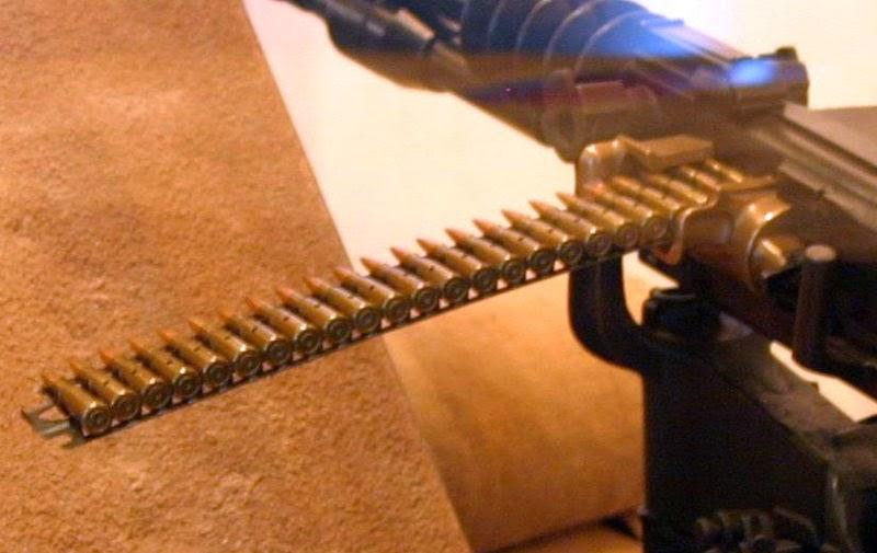 Miniature 1/6 scale WW2 German Army MG42 machine gun bipod