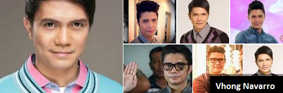 Featured Celebrity: Vhong Navarro