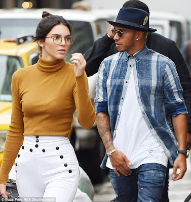 Kendall Jenner and Lewis Hamilton dating? 2C29A9F000000578-3229842-image-m-133_1441923818911