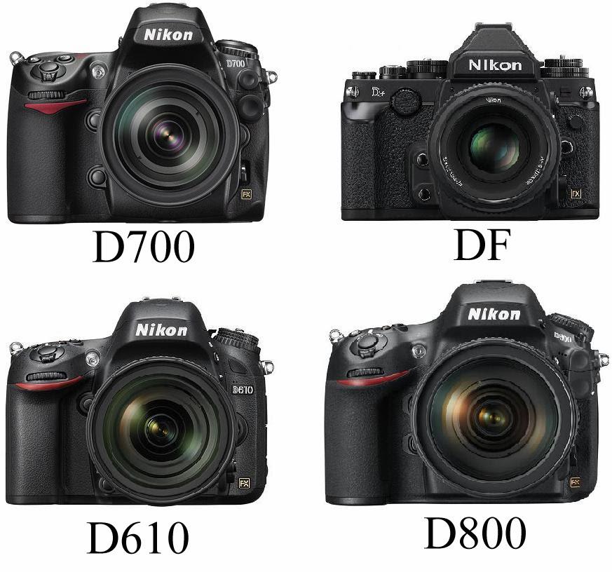 Astronomy nikon df vs d700 vs d610 vs d800 which should i buy