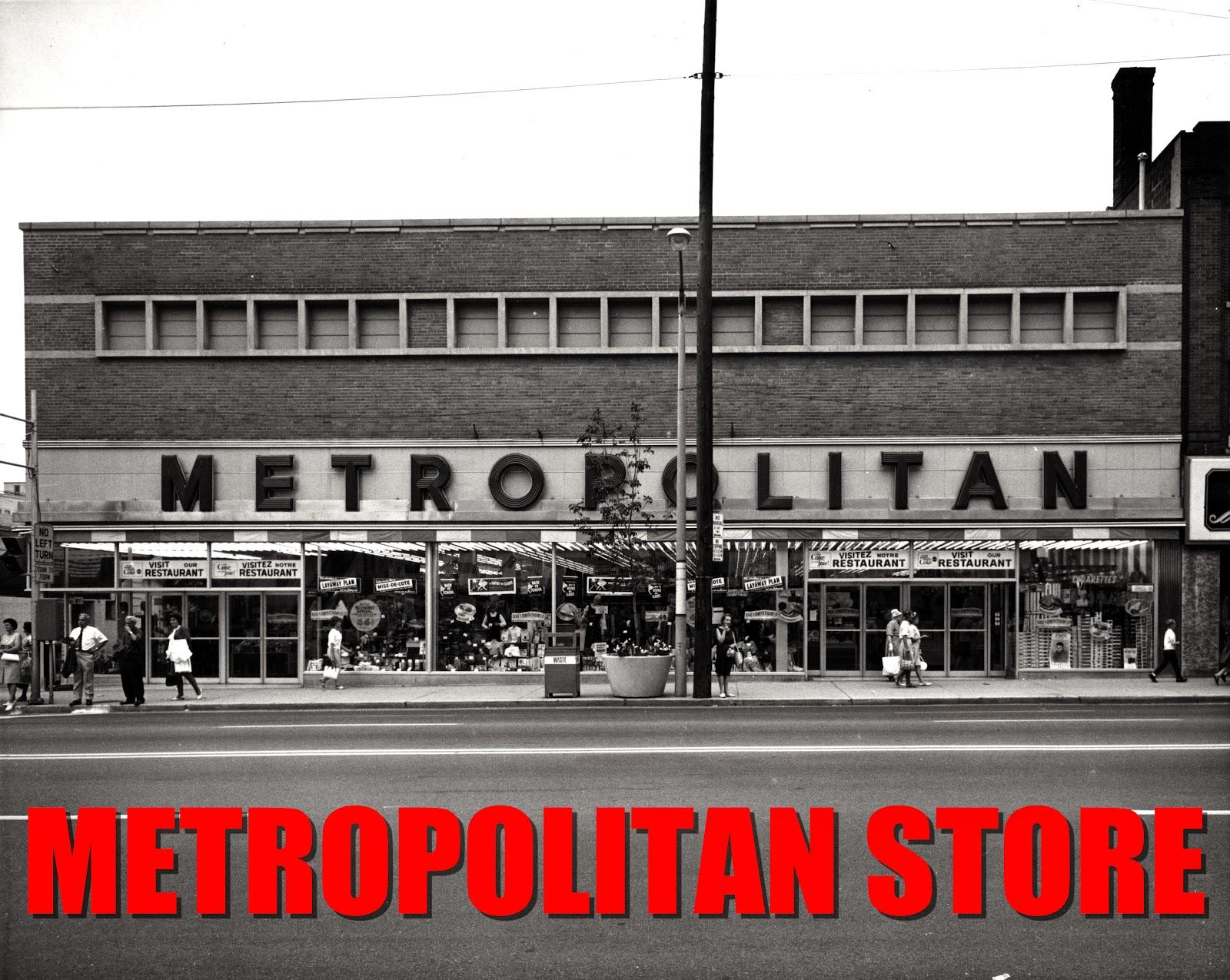 METROPOLITAN STORES   Urbsite
