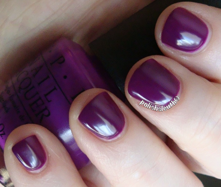 OPI's Push & Pur-Pull