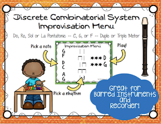 https://www.teacherspayteachers.com/Product/Discrete-Combinatorial-System-Improvisation-BarredRecorders-Orff-Inspired-2003326